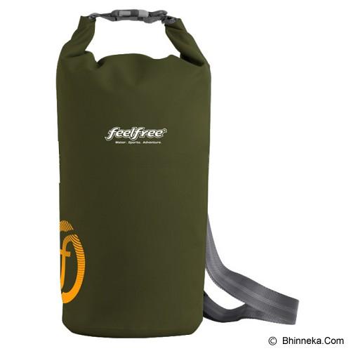FEELFREE Dry Tube 10 [T10] - Olive - Waterproof Bag